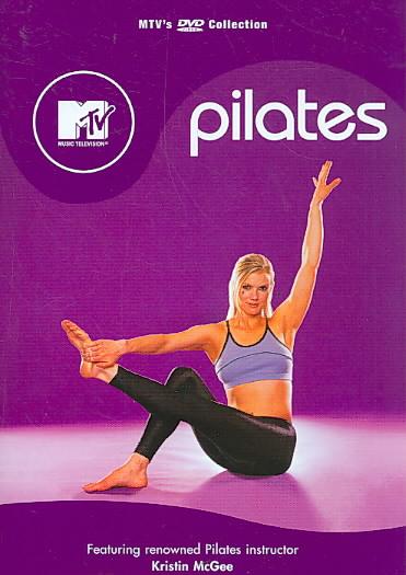 MTV PILATES BY MCGEE,KRISTIN (DVD)
