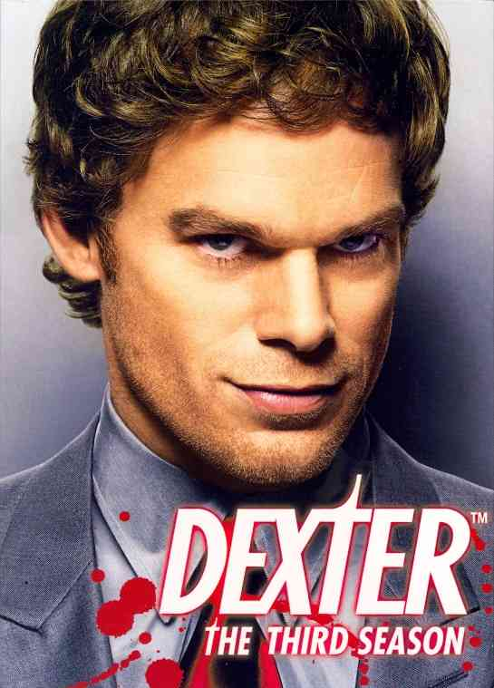 DEXTER:COMPLETE THIRD SEASON BY DEXTER (DVD)